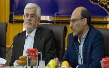 نشست شورای دانشگاه صنعتی اصفهان با حضور عضو شورای عالی انقلاب فرهنگی