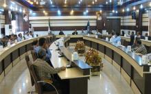 نشست مشترک هیأت رئیسه و مدیران اجرایی وستادی دانشگاه صنعتی اصفهان برگزار شد