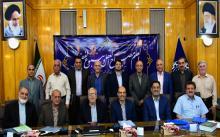 """نخستین نشست هیئت امناء """"بنیاد دانشگاه صنعتی اصفهان"""" برگزار شد"""