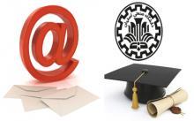 دانش آموختگان دانشگاه صنعتی اصفهان مدارک تحصیلی خود را غیرحضوری دریافت می کنند