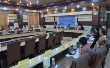 پانزدهمین نشست شورای روابط عمومی دانشگاه های منطقه 3 کشور برگزار شد