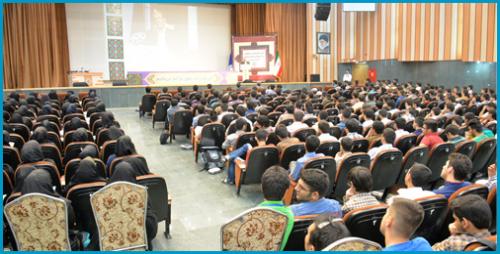 جشن بزرگ استقبال از دانشجویان جدیدالورد سال تحصیلی 94-93 دانشگاه صنعتی اصفهان برگزار شد + گزارش ویدئویی