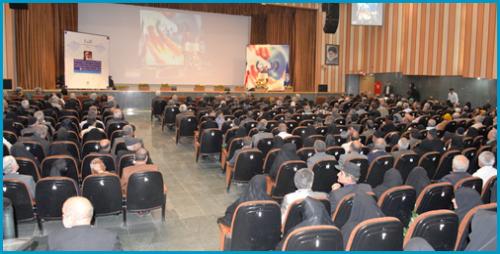 جشن بزرگ تجلیل از کارکنان بازنشسته دانشگاه صنعتی اصفهان برگزار شد + ویدئوکلیپ