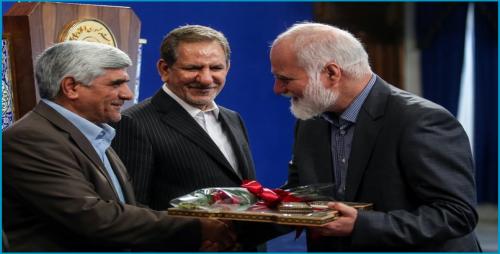 اعطای جایزه ملی علامه طباطبایی به استاد دانشگاه صنعتی اصفهان
